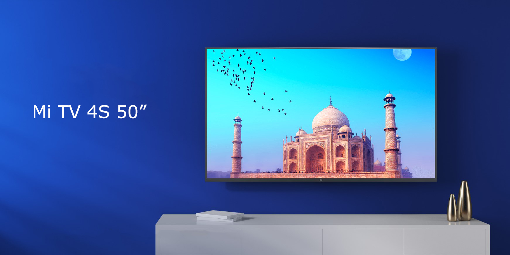 Телевизор Xiaomi Mi TV 4S 50