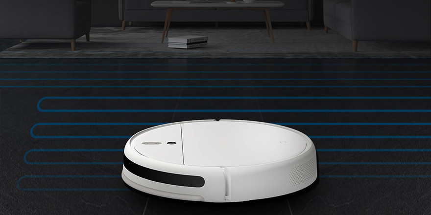 Робот-пылесос Xiaomi Mijia Sweeping Robot 1C
