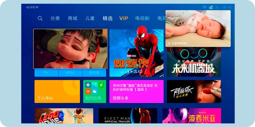 Телевизор Xiaomi Mi TV 5 55